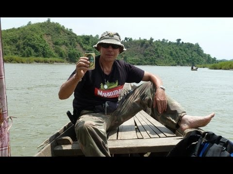Myanmar ( Burma ) 2013, a beautiful Holiday in a buddhist Country !