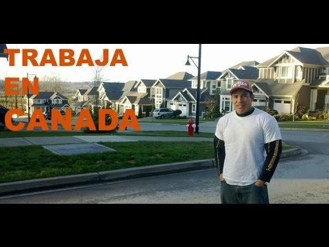 permiso de trabajo en Canada, instrucciones #2 EMIGRA A CANADA