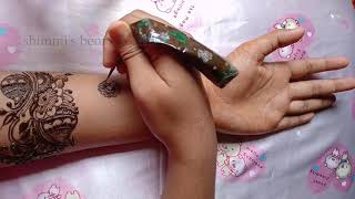 Full Hand Mehndi Design with Pictures | Shimmi