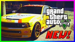 "GTA 5 RARE ""Pisswasser Dominator"" Car Customization - NEW GTA 5 PS4 & Xbox One Stock Cars! (GTA V)"