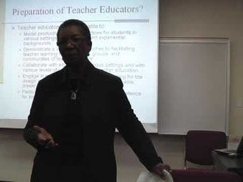 Teacher Education in a Multicultural Society