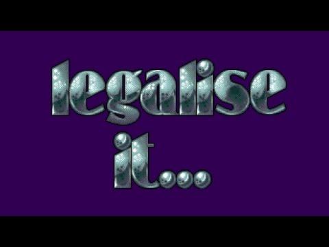 Anarchy - Legalize It  -= Amiga 50fps =-