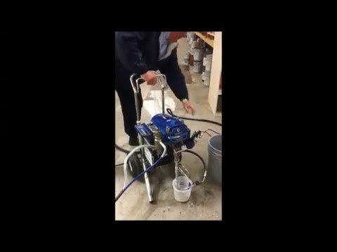 Air Assisted Airless Demo Youtube
