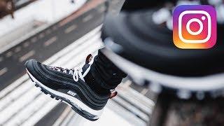 Sneaker Fotografieren | IG Mission - Ft. Paul Sydow