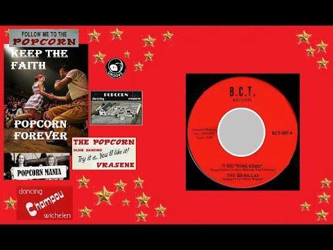 The Go Rillas -  I Go King Kong - BCT 007 // RARE POPCORN BEAT