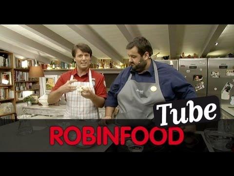"""ROBINFOOD / Pan de molde + Sandwich """"Speculoos"""" & """"con todo"""" & """"egg & cresh"""" (con Ibán Yarza)"""