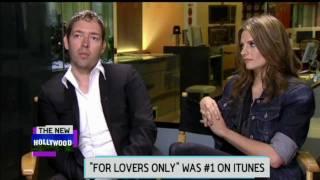 Itw Stana Katic & Mark Polish on Bloomberg West #FLO