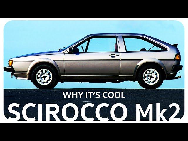 Forgotten Classic: VW Scirocco II