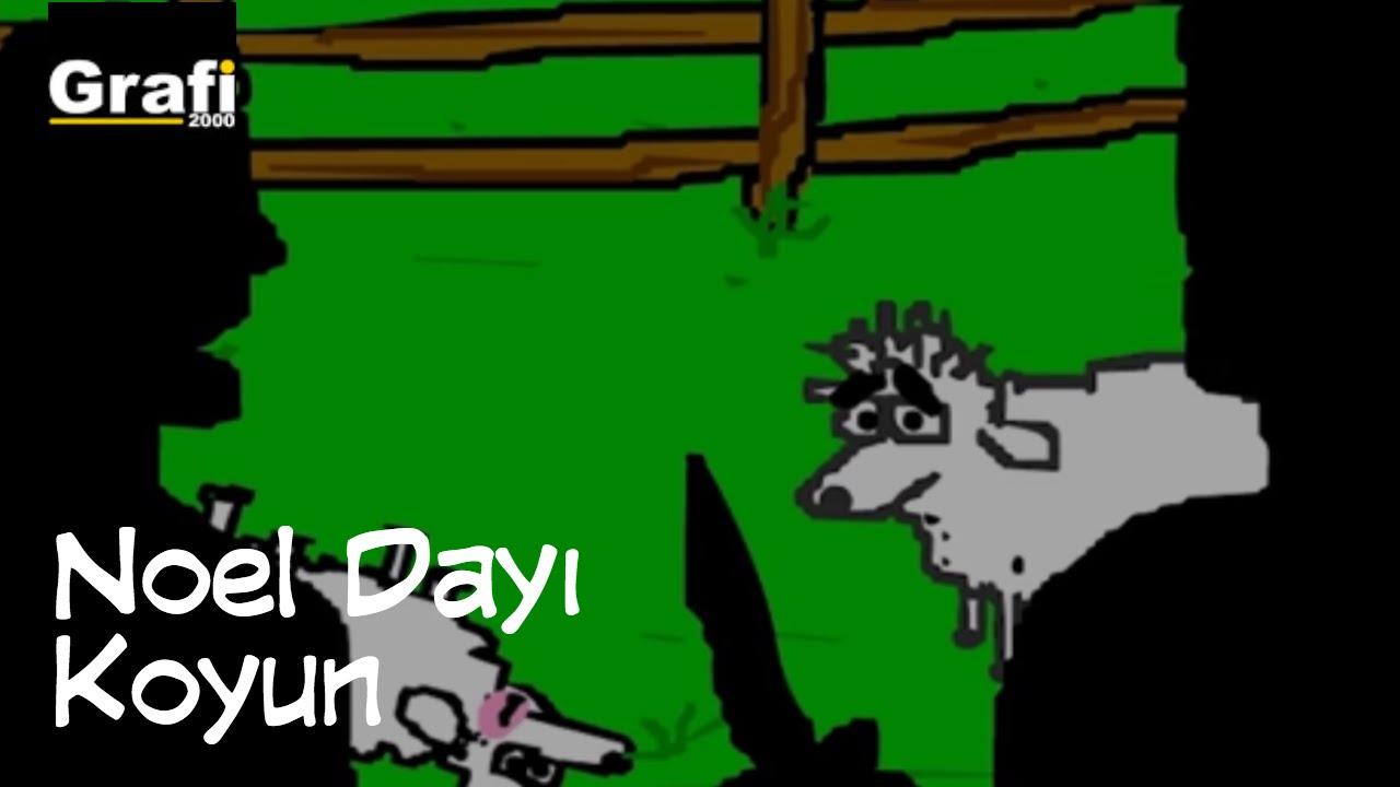 Noel Dayı - Koyun (Yetişkinler İçin Çizgi Filmi)