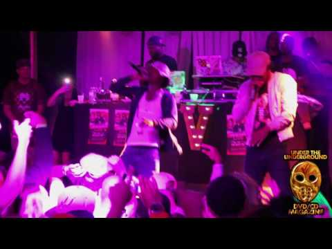 Travis Porter Performing Live At Club NV In Knoxville,TN