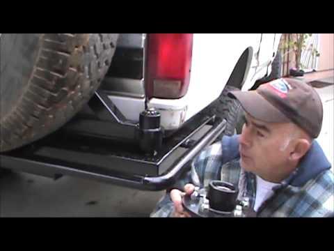 Tire Carrier Hinge