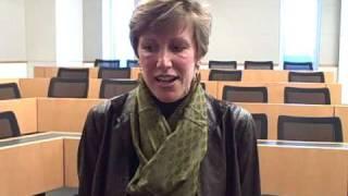 Professor Jenn Griffin on TransAtlantic Contrasts