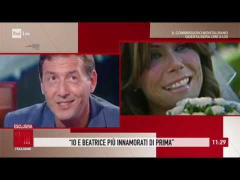 """Alessandro Greco: """"Beatrice E I Miei Figli, La Vera Gioia"""" - Storie Italiane 30/09/2019"""