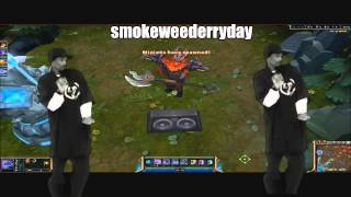 Infernal Nasus - Snoop Dogg dance (Drop it like it