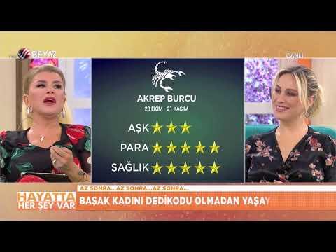 AKREP BURCU | Nuray Sayarı'dan haftalık burç yorumları | 6 Mayıs - 13 Mayıs