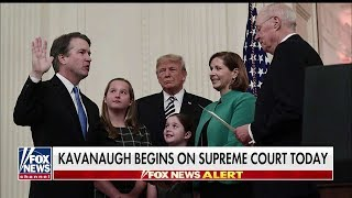 'Collective State of Shock': Hannity Says Kavanaugh Coverage Was Like 2016 Election Night