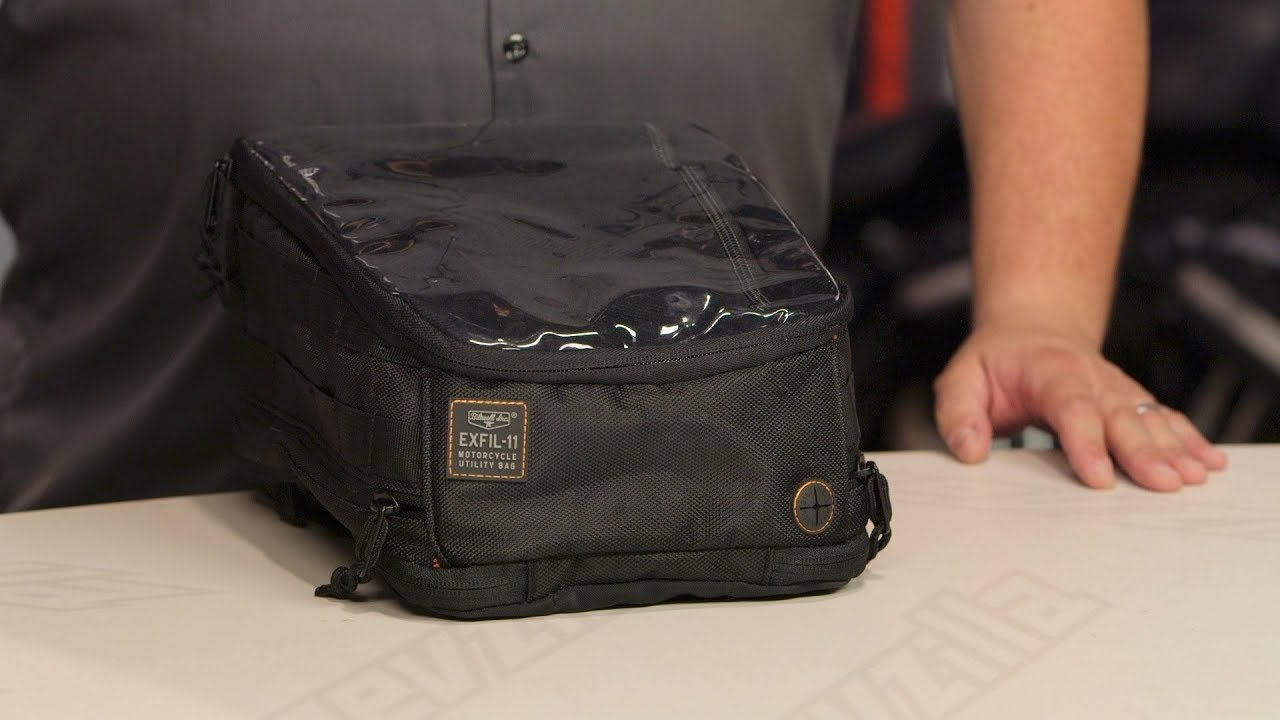 Held Canvas Magnet Tankrucksack