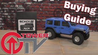 Load Video 3:  Axial 1/10 SCX10 III Jeep JLU Wrangler w/Portals Kit