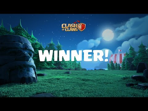 Clash of Clans - Builder Base Tournament Winner!