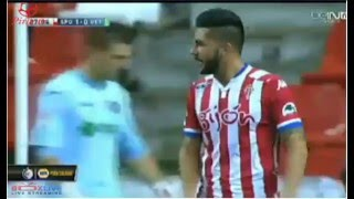 Video Gol Pertandingan Sporting Gijon vs Getafe