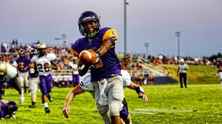 2013 - Anadarko vs. Chickasha (Football Highlights)