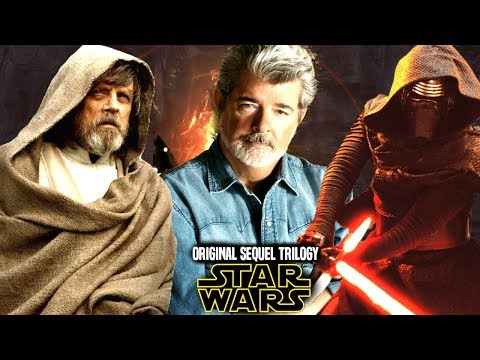 Star Wars! Original Sequel Trilogy! George Lucas Wanted THIS! New Details Explained (Star Wars News)