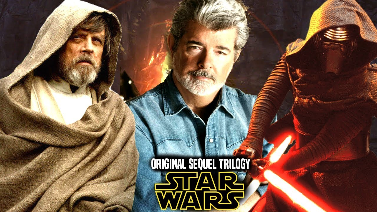 a report on george lucas star wars trilogy Film-maker defends his six star wars movies, but later apologises for criticising disney.