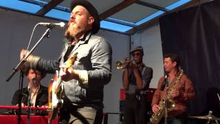 Nathaniel Rateliff - I Just Want To Thank You -  Berlin 2015,  Escobar (3/3)