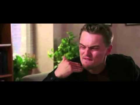 Leonardo DiCaprio - The Departed - Valium Scene