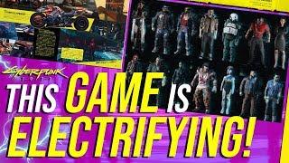 Cyberpunk 2077 News - TONS of Developer Answers & Details! (Customization, Weapons, Gangs & MORE!)