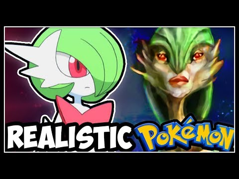10 Pokemon That Would Look UGLY/SCARY If They Were Real