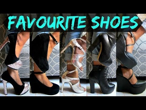 My Favourite High Heel Shoes