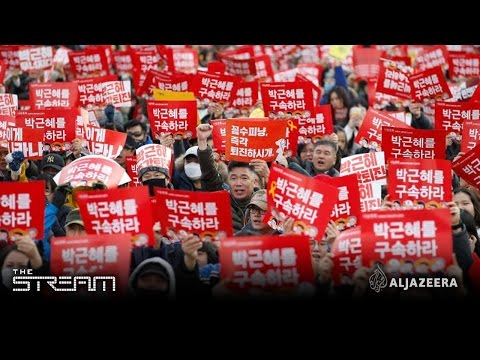 The Stream - South Korea's political crisis
