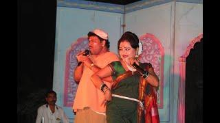 Dada Kondake Songs & Comedy Act By Seema Pote &...