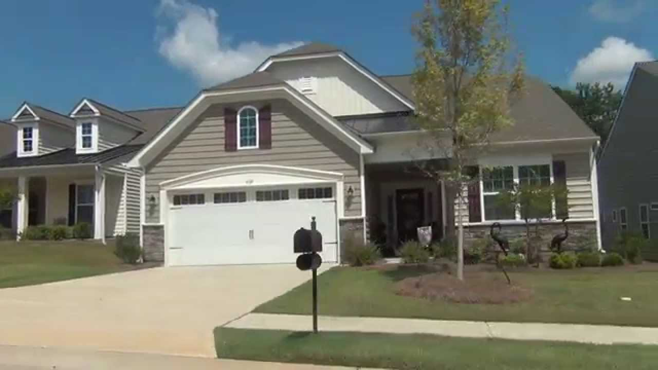 Ranch floor plan homes downsize relocate fort mill for Downsize home plans