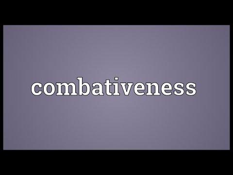 Header of combativeness