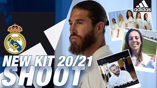 👕 Real Madrid's new 2020/21 kit! | Ramos, Marcelo, Benzema, Asensio & more!