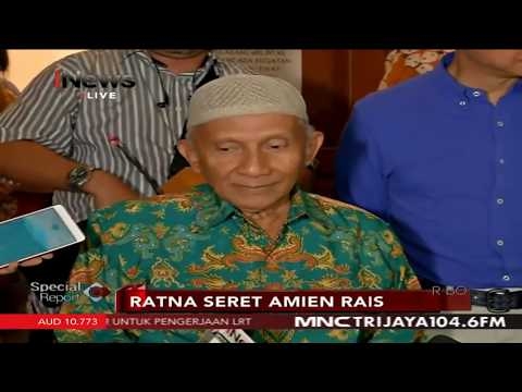 GEGER! Amien Rais Janji Ungkap Kasus Korupsi? - Special Report 08/18