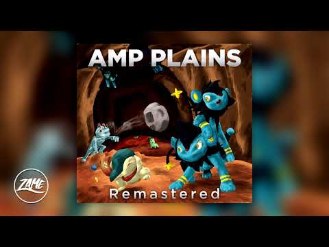 Amp Plains: Remastered Pokémon Mystery Dungeon: Explorers of Time/Darkness/Sky