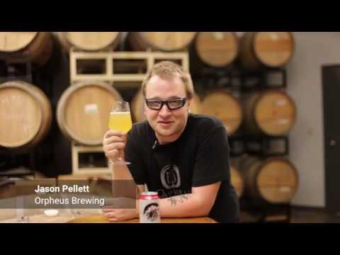Orpheus Brewing — Life of a Beer: Atalanta