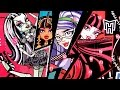 Monster High Advent Calendar 2014 Toys Surprise Unboxing Review – Calendario de Adviento Natalino