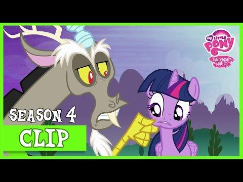 Discord Caused The Problem! (Princess Twilight Sparkle) | MLP: FiM [HD]