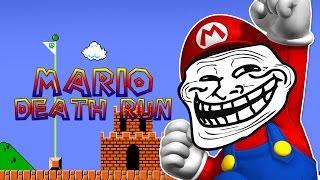 เกมในตำนานที่ใครๆก็คุ้นตา!!! - CS:GO Mario Death Run