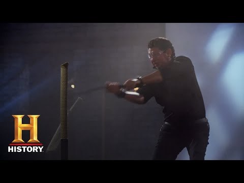 Forged in Fire: MOST INTENSE JAPANESE WEAPON TESTS | History