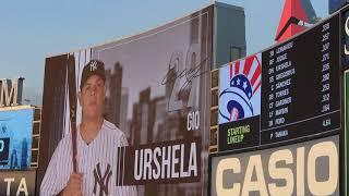 Yankees VS Indians Starting lineup @Yankee stadium 田中将大登板