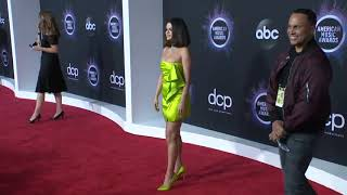 Selena gomez red carpet fashion at the 2019 american music awards. #amas #selenagomez official website https://www.theamas.com amas http://.co...