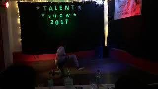 TALENTSHOW HIP HOP-DANCE 2017