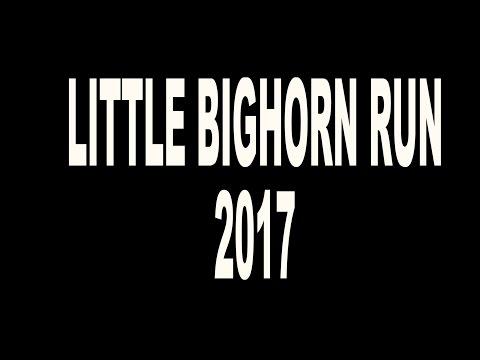 little bighorn run 2017