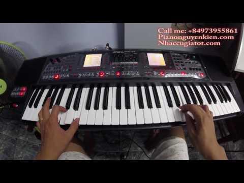 Đàn Organ Roland EA7 - Liên Khúc Vui Trong Ngày Cưới Vui Vẻ Xôm Tụ Nhất - Nguyễn Kiên Music