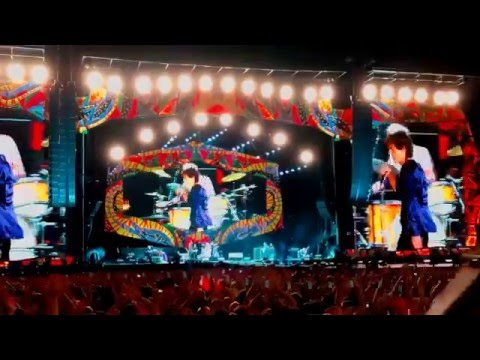 The Rolling Stones live Uruguay 2016 - Full concert